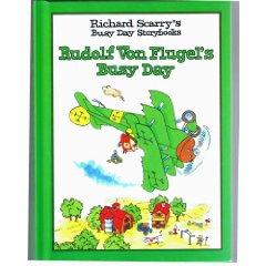 Rudolf von flugels busy day